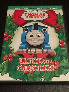 Thomas And Friends The Ultimate Christmas DVD EBay