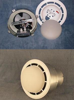 ventline vertical exhaust lighted bath