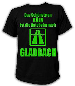 details zu unisex kult fun t shirt s 3xl ultra fan anti koln gladbach gladbacher bl kolner