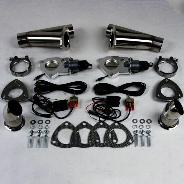 exhaust cutout granatelli motorsports 307525k