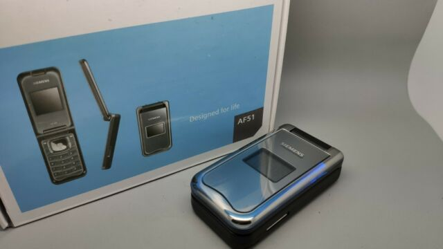 Siemens Af51 Ohne Simlock Handy Gunstig Kaufen Ebay