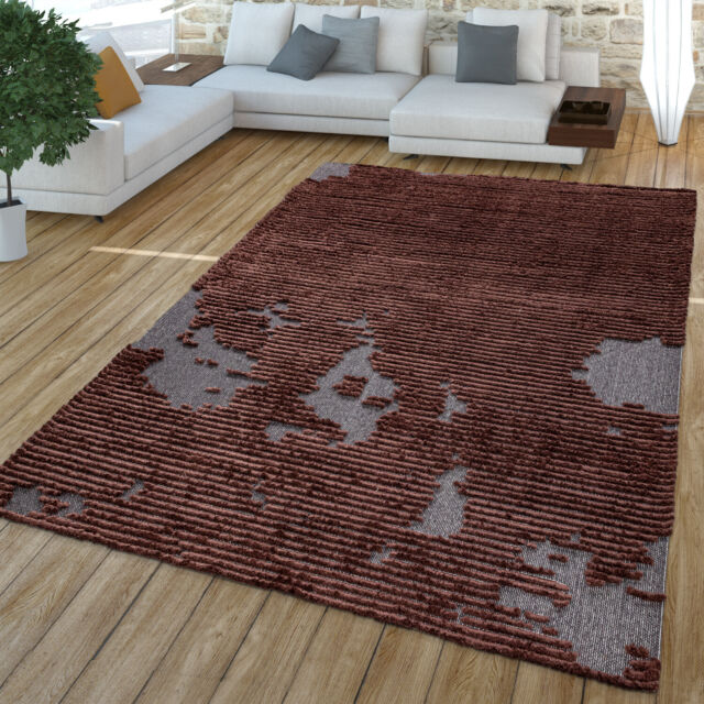 tapis salon design moderne scandinave