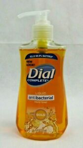 Dial Gold Complete Antibacterial Liquid Soap 7.5 Oz 1 PK
