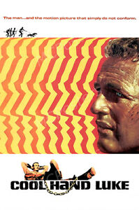 details about posters usa cool hand luke movie poster glossy finish mcp169