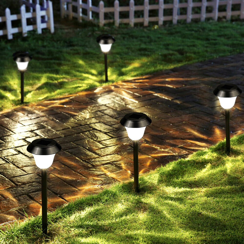 for path 8pcs solar lights outdoor