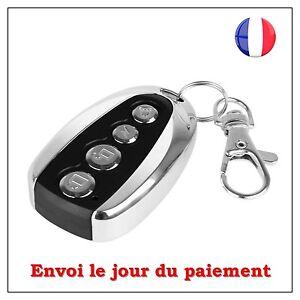 Clone Pour Telecommande Maguisa Brico Tx4 433 92mhz Castorama Porte Ebay