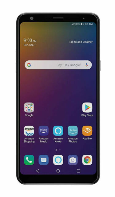 Lg Stylo 5 32gb Silvery White Unlocked With Alexa Biult In For Sale Online Ebay