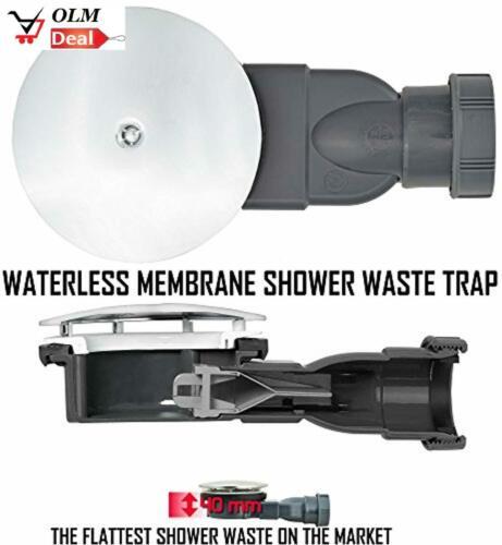 plomberie sanitaires wirquin bonde de douche extra plate pour receveur de douche diametre 90 mm bricolage superiorhwc com