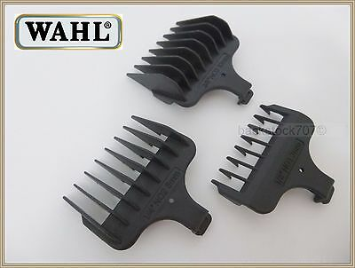 New Wahl 9818l T Blade Guide Comb Set