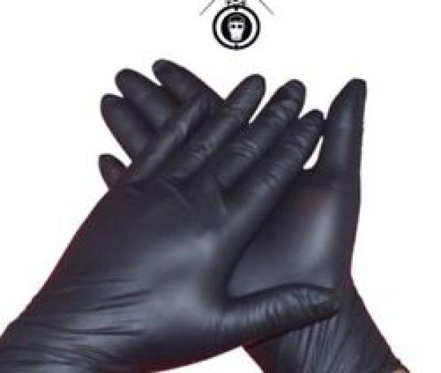 Image Is Loading Bondage Kit Black Lube Gloves Fetish Micro Textured