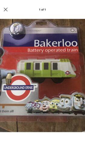 cinema tv personnages jouets london underground ernie 3 x batterie trains neuf envoi gratuit rodzimy