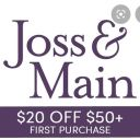 off  JOSS & MAIN Coupon for NEW customers * FAST SHIPPING *