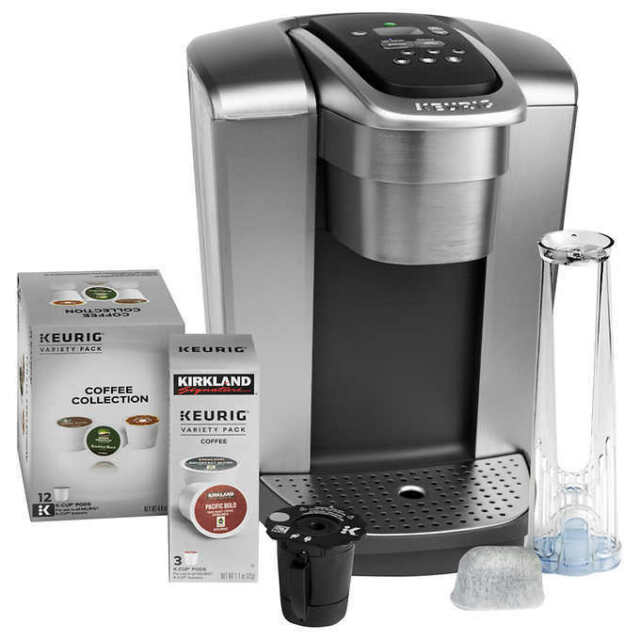Keurig K40 Elite Single Serve Coffee Maker Black For Sale Online