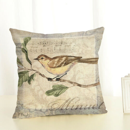 watercolor bird lumbar pillow covers party wedding home decoration pillow case hlpsocialsquare com