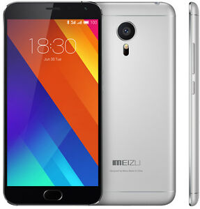 Meizu MX5 4G FDD-LTE Unlocked*Dual SIM*20.7M camera*fast charge
