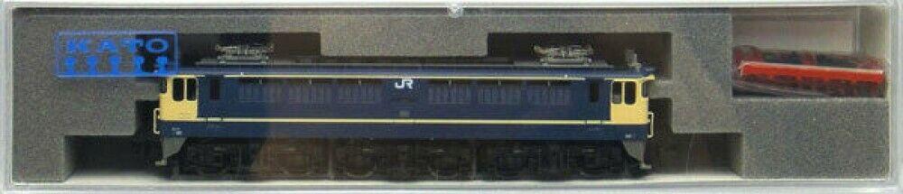 KATO N Gauge 3061-5 EF65 2000 JNR Revival Color RAIL-26581 4949727676401