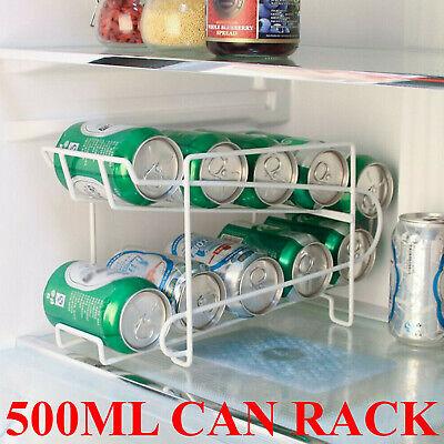500ml food tin can drink dispenser kitchen cupboard fridge rack holder storage ebay