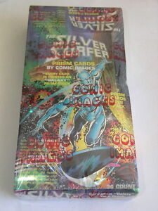 Comic Images Silver Surfer Box of Cards