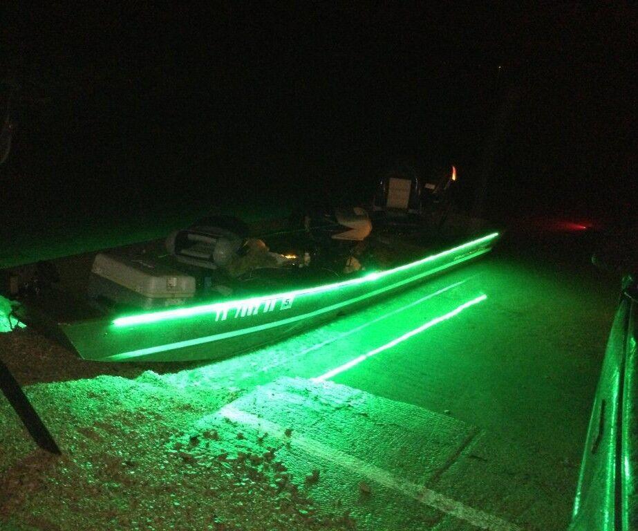 Marine Lights Led Green