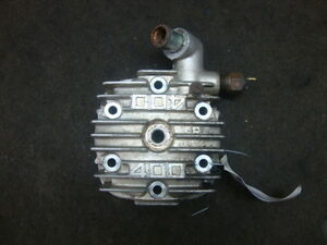 02 2002 POLARIS SCRAMBLER 400 4X4 ENGINE VALVE COVER #E13