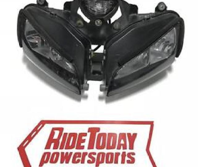 Image Is Loading 03 06 Honda Cbr600rr Front Headlight Head Light