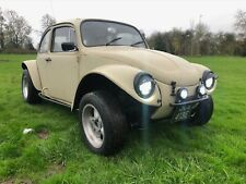 classic beetle running project 1967 rare Baja no welding required