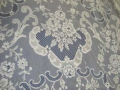 new one panel lace french door curtain