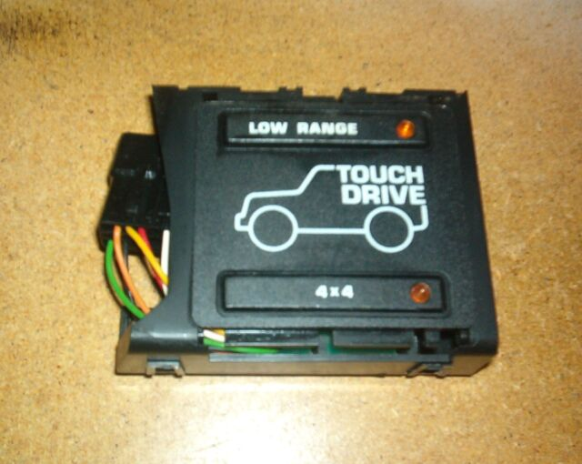 Ford Ranger 1988 Touch Drive