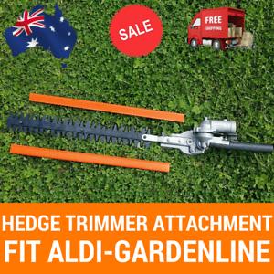 Image Is Loading Hedge Trimmer Attachment 9 Splines For Aldi Gardenline