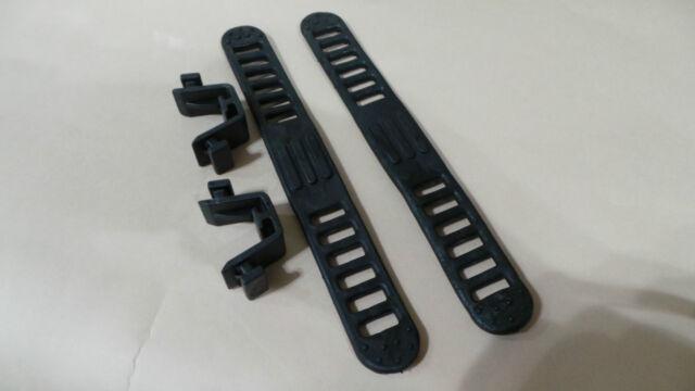 thule bike carrier straps 6pcs v2002