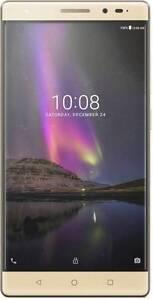 """Lenovo Phab 2 Pro (Gold, 64 GB) Unlocked 4GB RAM (4G) 6.4"""" 16MP Camera SHIP DHL"""