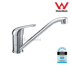 details about kitchen vessel tap long reach swivel spout sink mixer faucets one lever handle