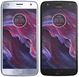 "Motorola Moto X4 XT1900-2 64GB (FACTORY UNLOCKED) 5.2"" 4GB RAM Dual Sim"