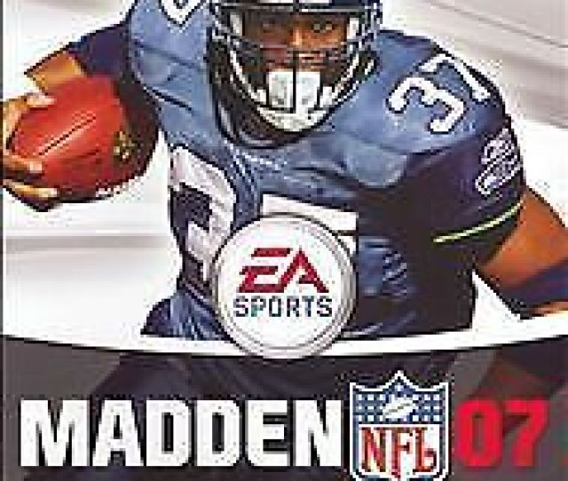 Image Is Loading Madden Nfl 07 Ps2 Complete Amp Disc Is