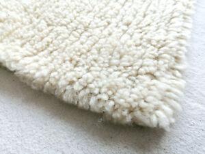 details sur tapis style berbere 100 pure laine naturelle de mouton 100 fait a la main bio
