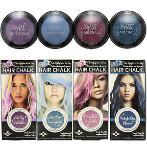 splat hair chalk pastel colors highlights for the day choose your color ebay