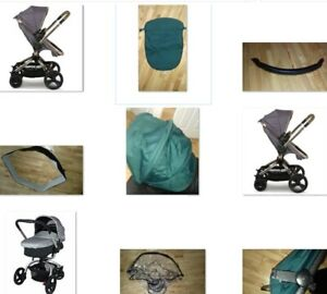 Orb Pushchair Spare Replacement Parts