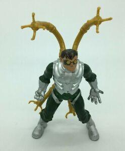 Doc Ock Marvel Action Figure 2012 Dr Doctor Octopus Spiderman Ebay