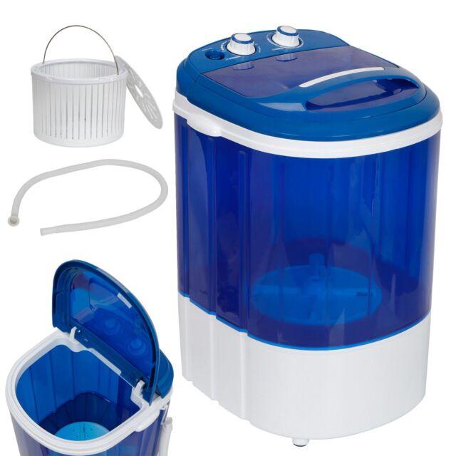 Mini Washing Machine Manual Portable Countertop Laundry Washer Dorm Rv Apartment For Sale Online Ebay