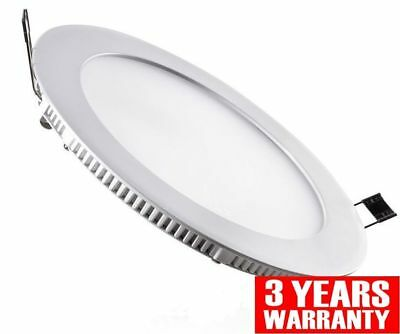 18w Led Round Recessed Ceiling Flat Panel Down Light Ultra