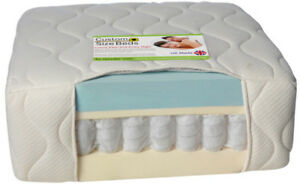 Image Is Loading Pocketsprung Pocket Spring And Coolblue Memory Foam Mattress
