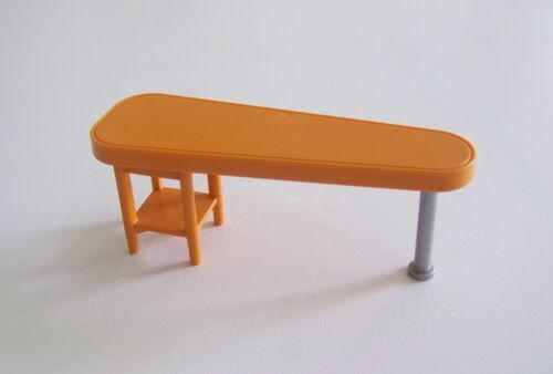 maison moderne r208 grande table orange cuisine 5329 playmobil preschool toys pretend play toys hobbies