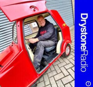 Mini Comtesse Microcar Bubblecar 3 wheeler barn find garage trike rare bargain