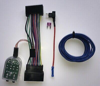 ford 20112018 factory radio add a subwoofer amplifier plug  play harness   ebay