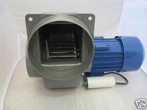 details about industrial extractor fan 230v centrifugal blower fume dust smoke vapour exhaust