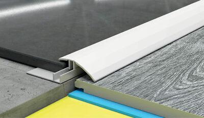 door bars threshold strip transition trim tiles to laminate carpet 45mm x 900mm ebay