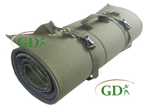 tapis de couchage ha260nl gdk tir mat rouler tapis de tir a la carabine fusil air sports vacances accessoires de chasse