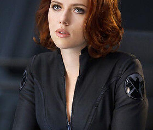 Sexy Photo  Scarlett Johansson Black Widow Movie The