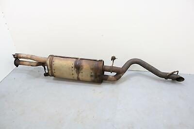 2003 2007 hummer h2 exhaust muffler pipe tube oem ebay