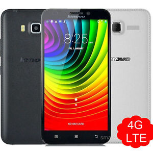 "Lenovo A916 1GB+8GB 13MP MTK6592 Octa Core HD 5.5"" Android 4.4 4G LTE Smartphone"